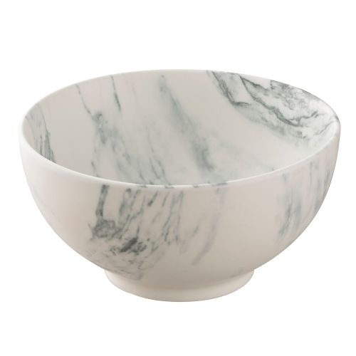 Belleek Living Marbled Bowl
